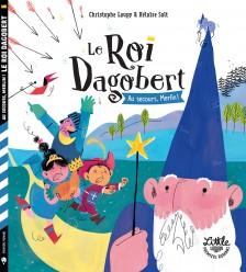 cover-comics-le-roi-dagobert-tome-2-le-roi-dagobert-au-secours-merlin