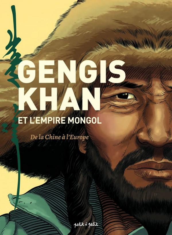 cover-comics-gengis-khan-tome-0-gengis-khan-et-l-8217-empire-mongol