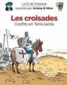 cover-comics-le-fil-de-l-8217-histoire-racont-par-ariane-amp-nino-tome-5-les-croisades