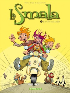 cover-comics-la-smala-tome-8-la-vie-est-belle