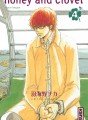 Honey & Clover tome 4