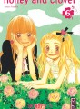 Honey & Clover tome 6