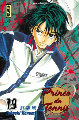Prince du Tennis tome 19