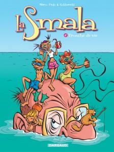 cover-comics-la-smala-tome-4-tronche-de-vie