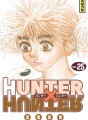 Hunter X Hunter tome 25