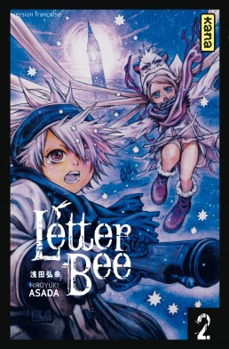 Letter Bee tome 2