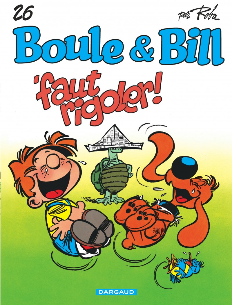 Billy and Buddy - tome 26 - 'Faut Rigoler !