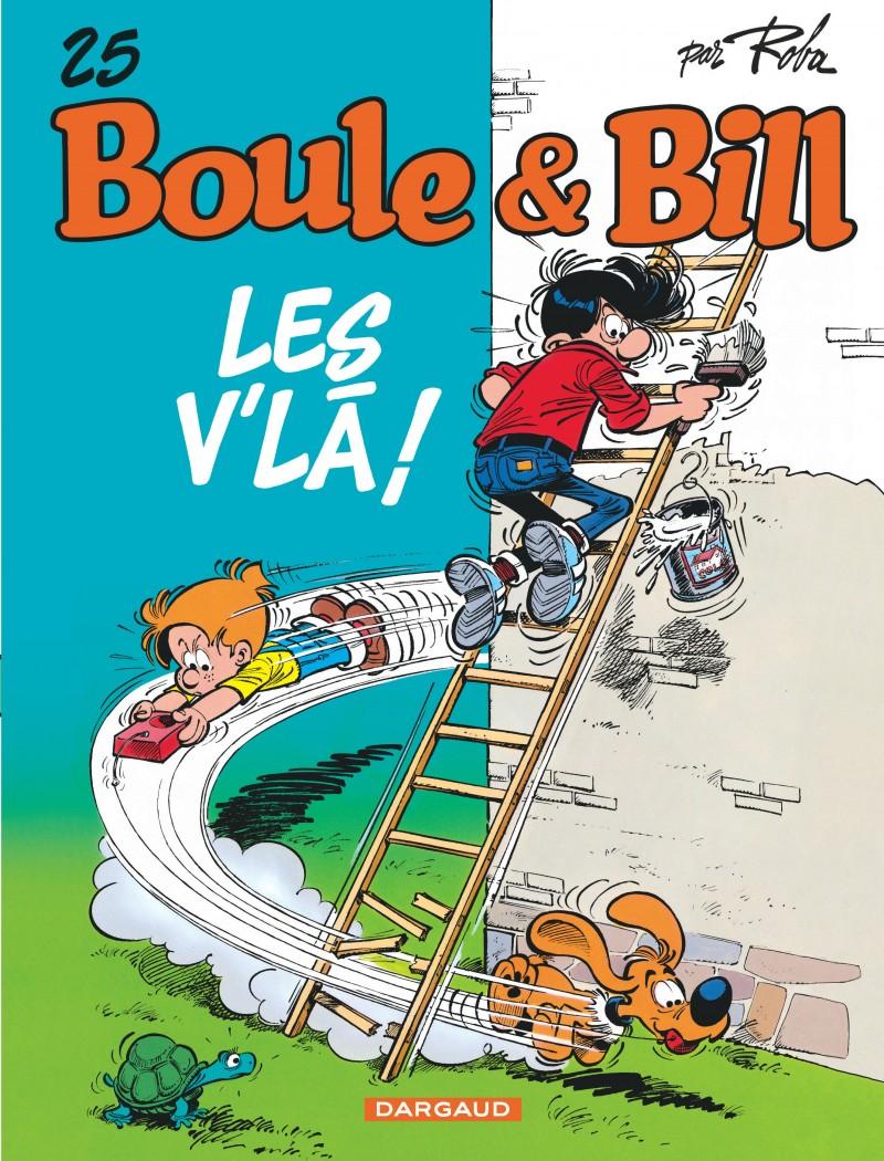 Boule et Bill - tome 25 - 22 ! v'là Boule et Bill ! (Les v'la !)