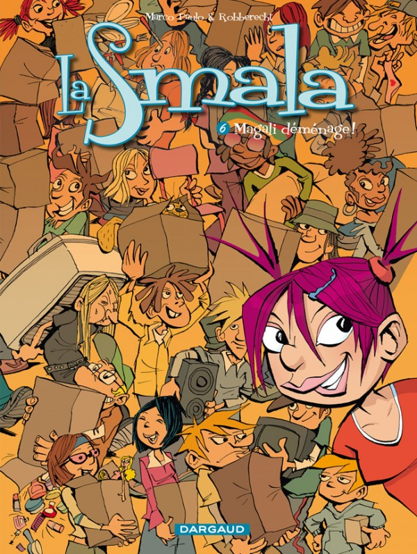 cover-comics-la-smala-tome-6-magali-dmnage