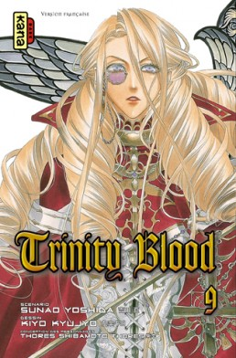 Trinity Blood tome 9