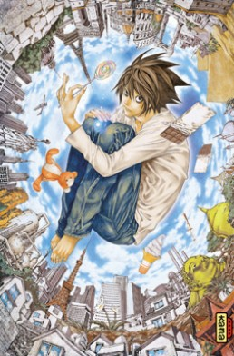Death Note roman 2 : L change the world tome 1