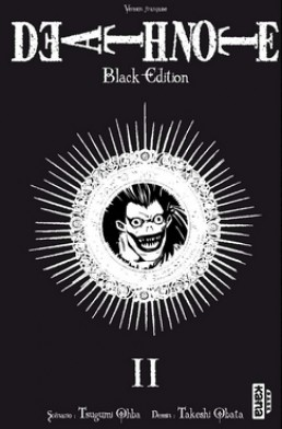 DEATH NOTE BLACK EDITION tome 2