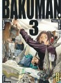 Bakuman tome 3