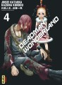 Deadman Wonderland tome 4