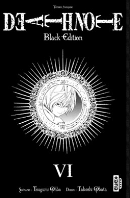 DEATH NOTE BLACK EDITION tome 6
