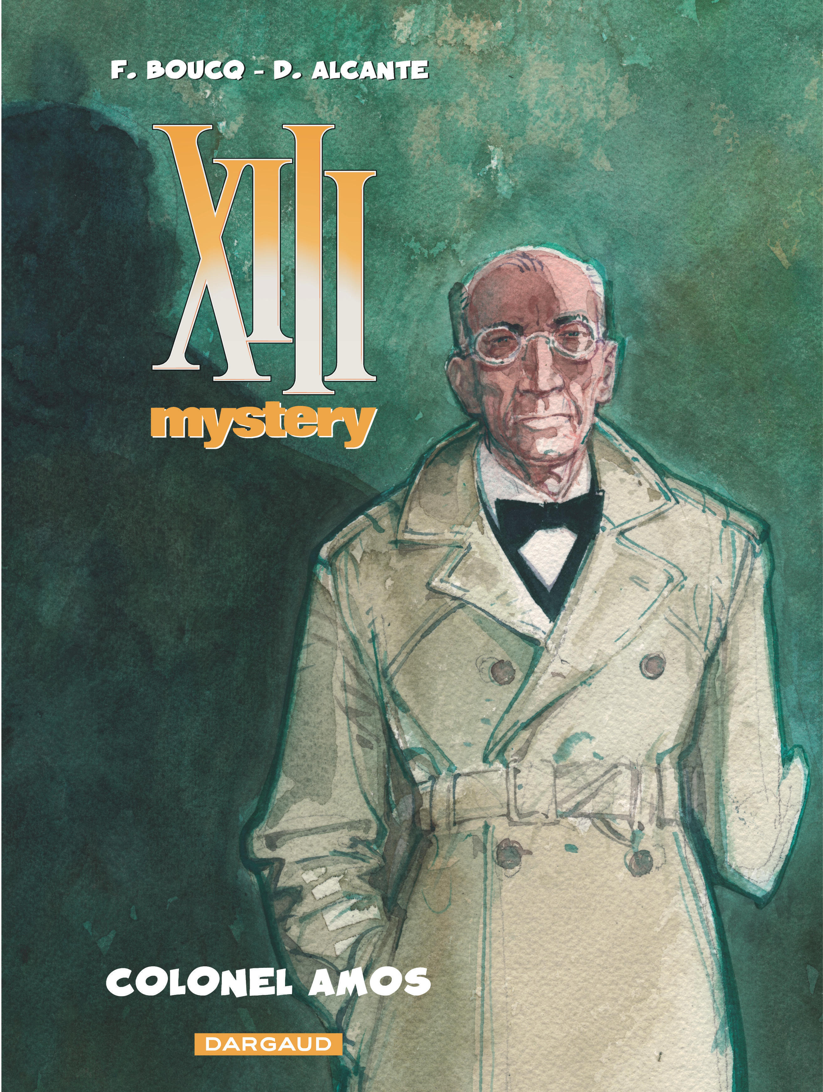 Xiii mystery tome 4