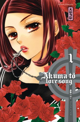 Akuma to love song tome 1