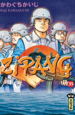 Zipang tome 35