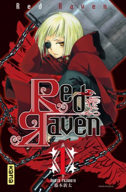 Red Raven 9782505014881-couv-I258x392