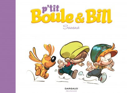 P'tit Boule & Bill tome  4