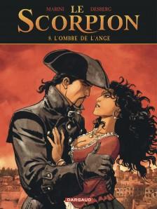 cover-comics-le-scorpion-tome-8-l-8217-ombre-de-l-8217-ange
