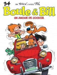 Boule & Bill tome  34