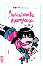 Assistante mangaka le blog