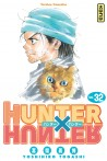 Hunter X Hunter tome 32