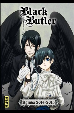 Agenda Black Butler tome 2