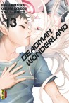 Deadman Wonderland tome 13