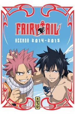 Agenda Fairy Tail tome 1