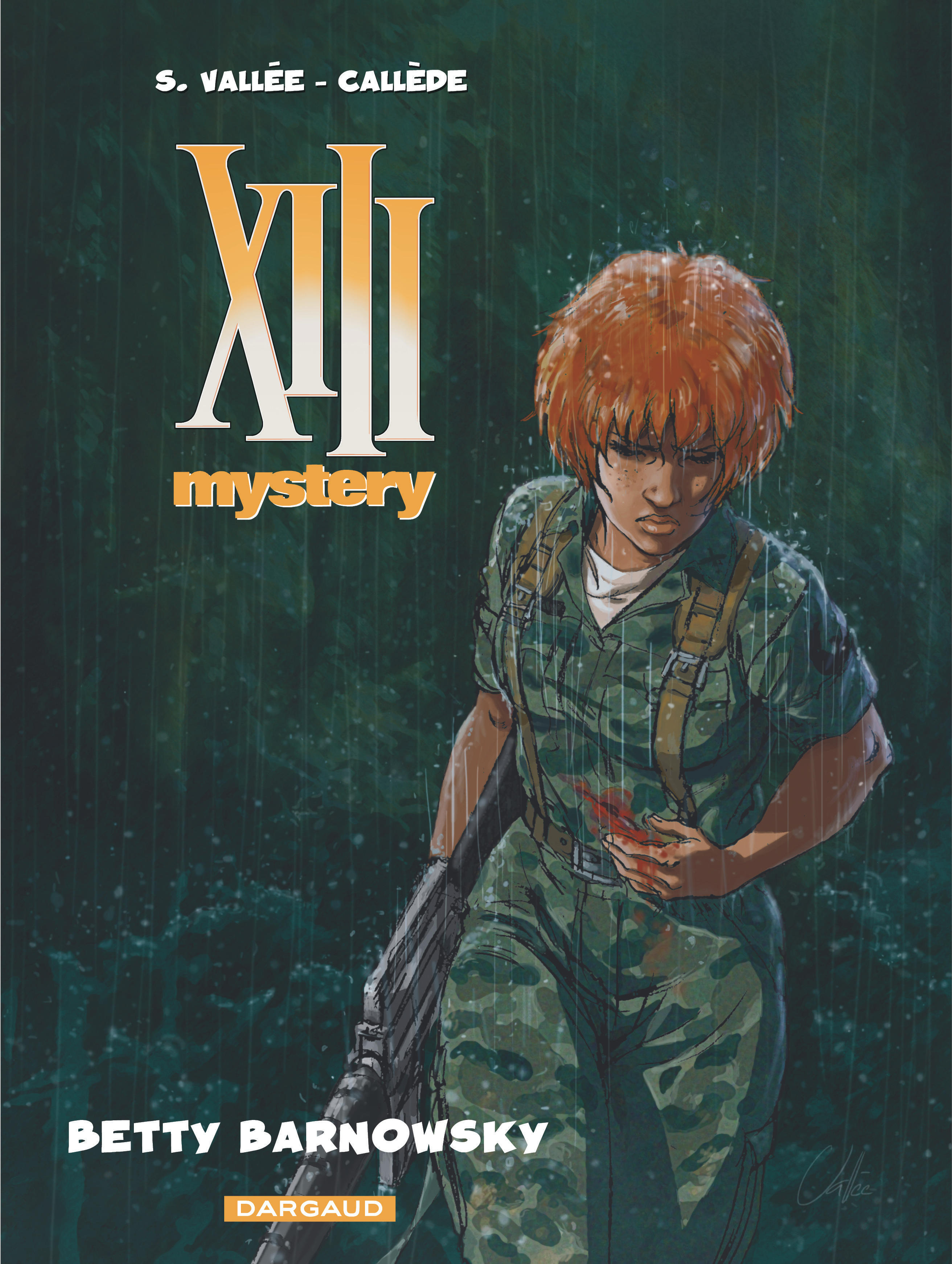 Xiii mystery tome 7