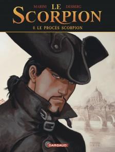 cover-comics-le-scorpion-8211-albums-spciaux-tome-1-procs-scorpion-le