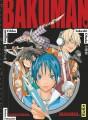 Bakuman character guide tome 1