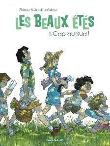 cover-comics-les-beaux-ts-tome-1-cap-au-sud