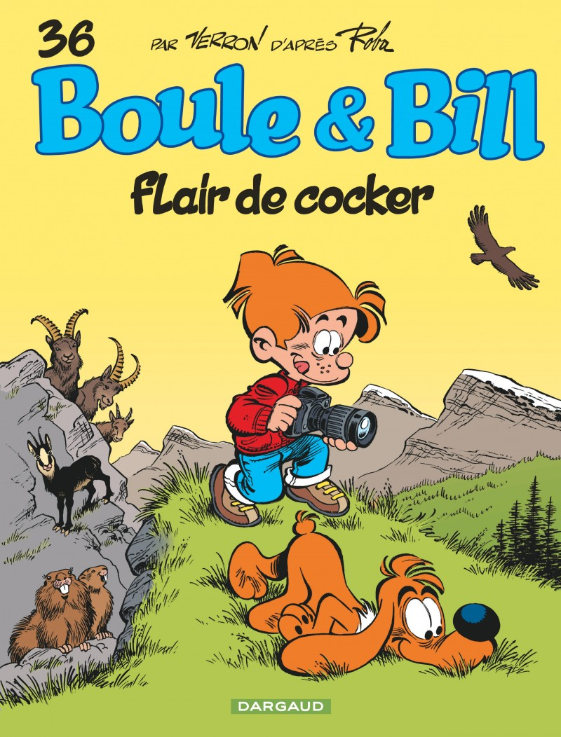Billy and Buddy - tome 36 - Flair de cocker