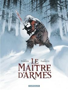 cover-comics-le-matre-d-8217-armes-tome-1-matre-d-8217-armes-le-8211-one-shot