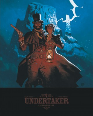 [BD] Undertaker - Dargaud Undertaker-tome-1-le-mangeur-d-or-edition-bibliophile