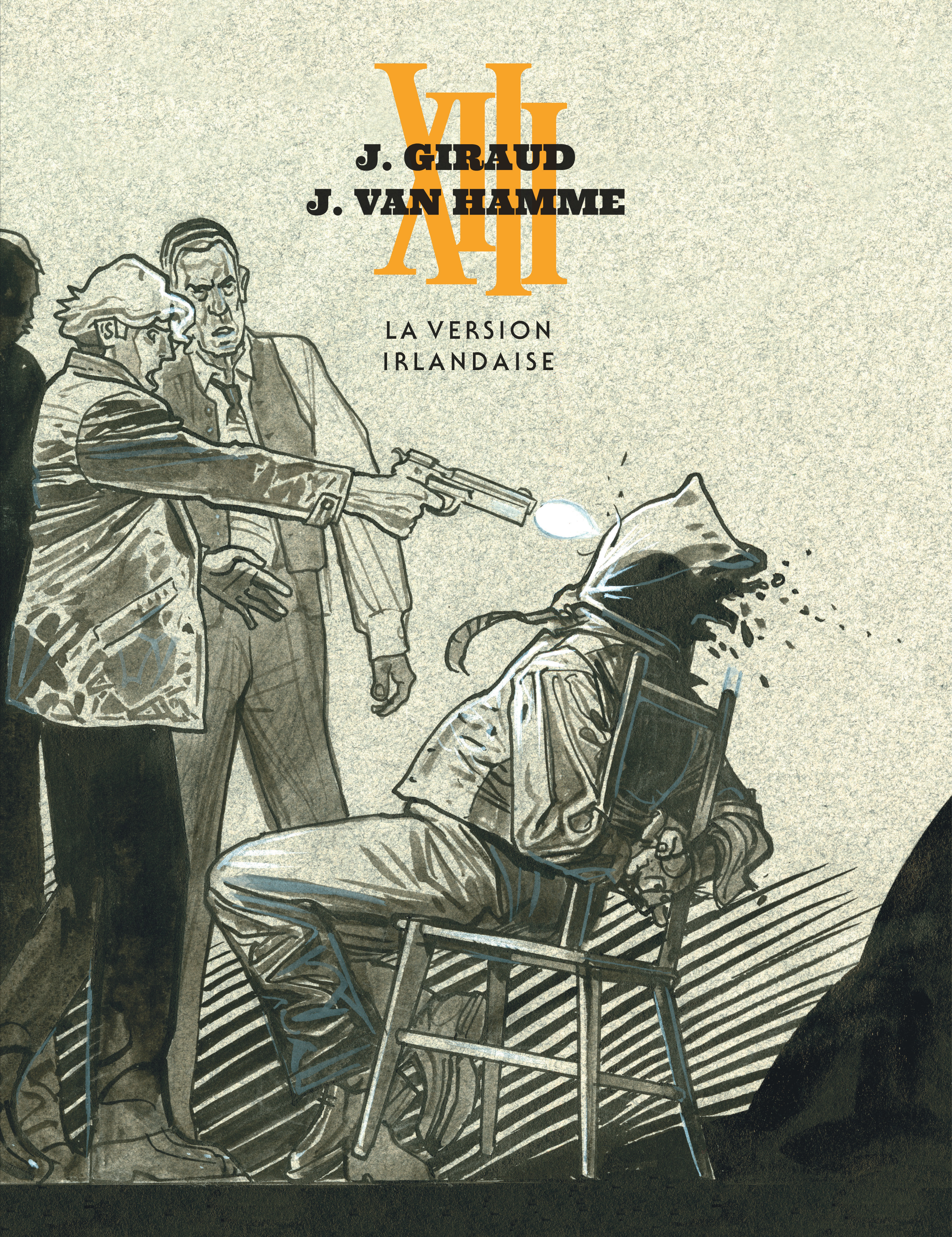 Xiii tome 18 la version irlandaise grand format luxe bd ditions dargaud