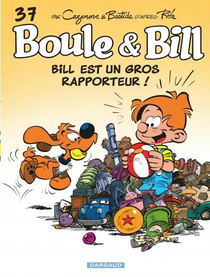 Boule et Bill - Bill est un gros rapporteur !