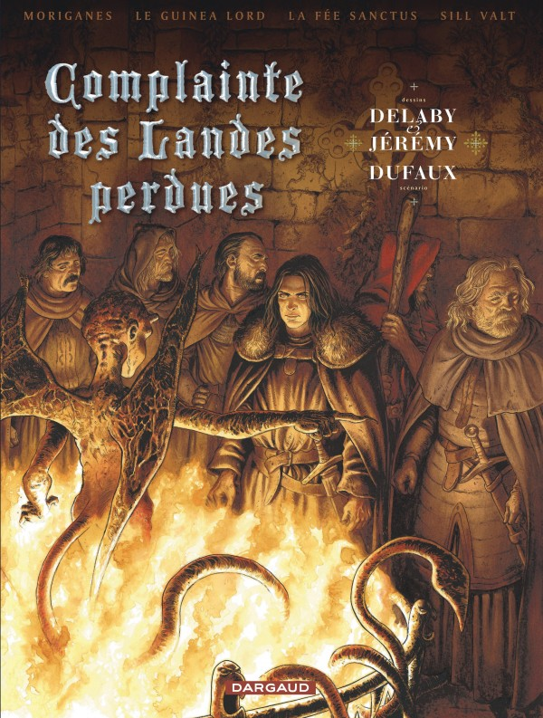 Complainte Des Landes Perdues Integrales Mediatoon Foreign Rights