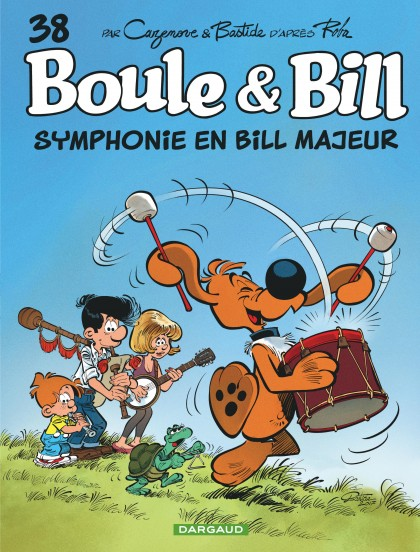 Boule et Bill - Symphonie en Bill majeur