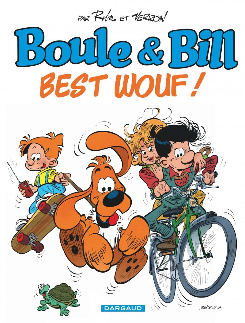 Boule et Bill - Best Wouf !