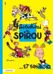 Spirou et Fantasio tome 1