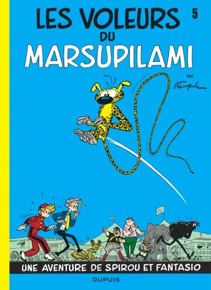 Spirou et Fantasio - Les Voleurs du Marsupilami
