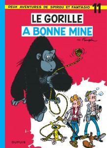 cover-comics-spirou-et-fantasio-tome-11-le-gorille-a-bonne-mine