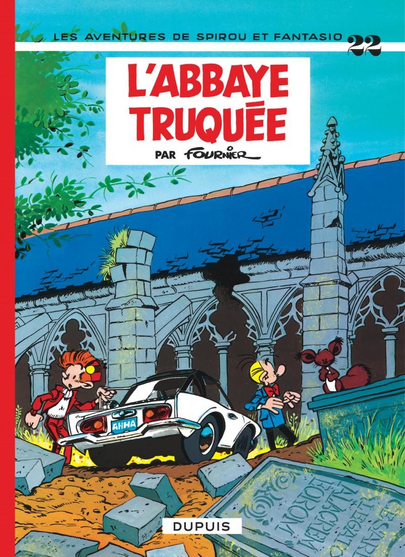 Spirou and Fantasio - tome 22 - L'Abbaye truquée