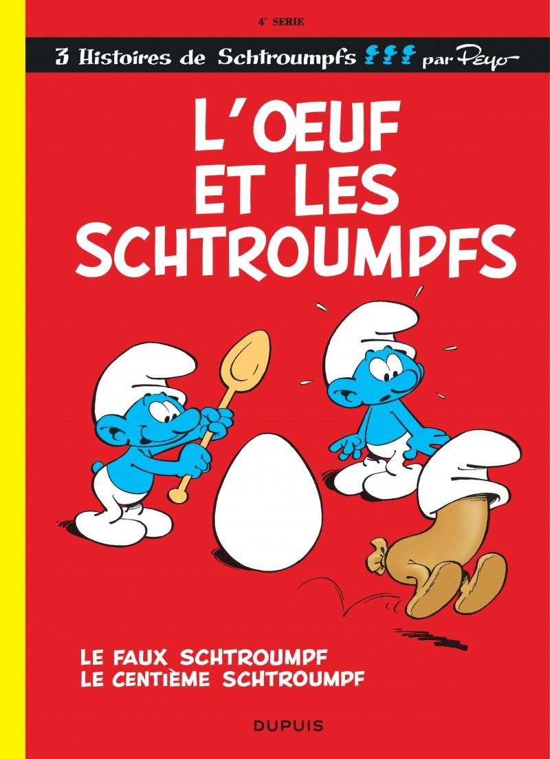 Les Schtroumpfs - tome 4 - L'Oeuf et les Schtroumpfs