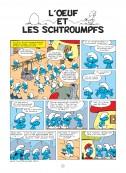 Feuilleter : L'OEUF ET LES SCHTROUMPFS