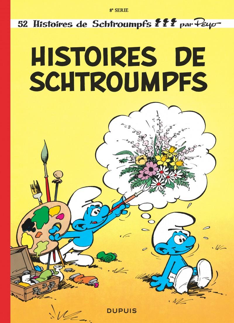 Les Schtroumpfs - tome 8 - Histoires de Schtroumpfs
